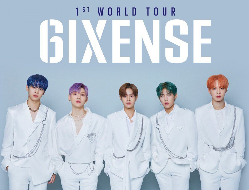 AB6IX Releases Details for Europe and U.S. Stops of 6IXENSE Tour